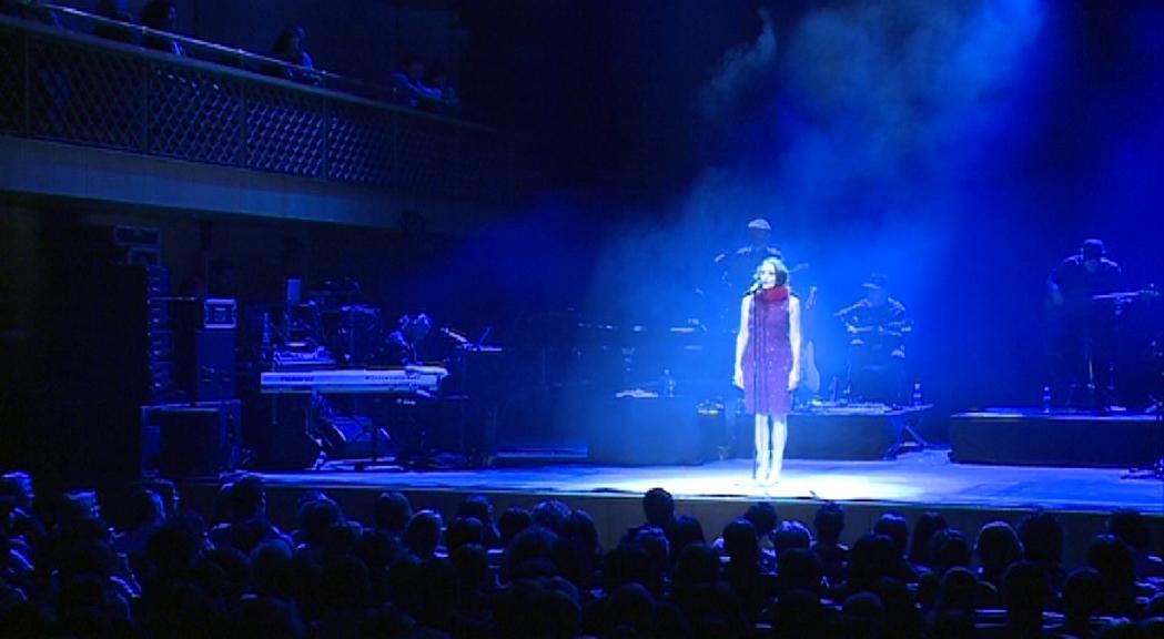 Luz Casal explica el concert que tancarà la gira 'Que corra el aire' aquest dijous al Prat del Roure