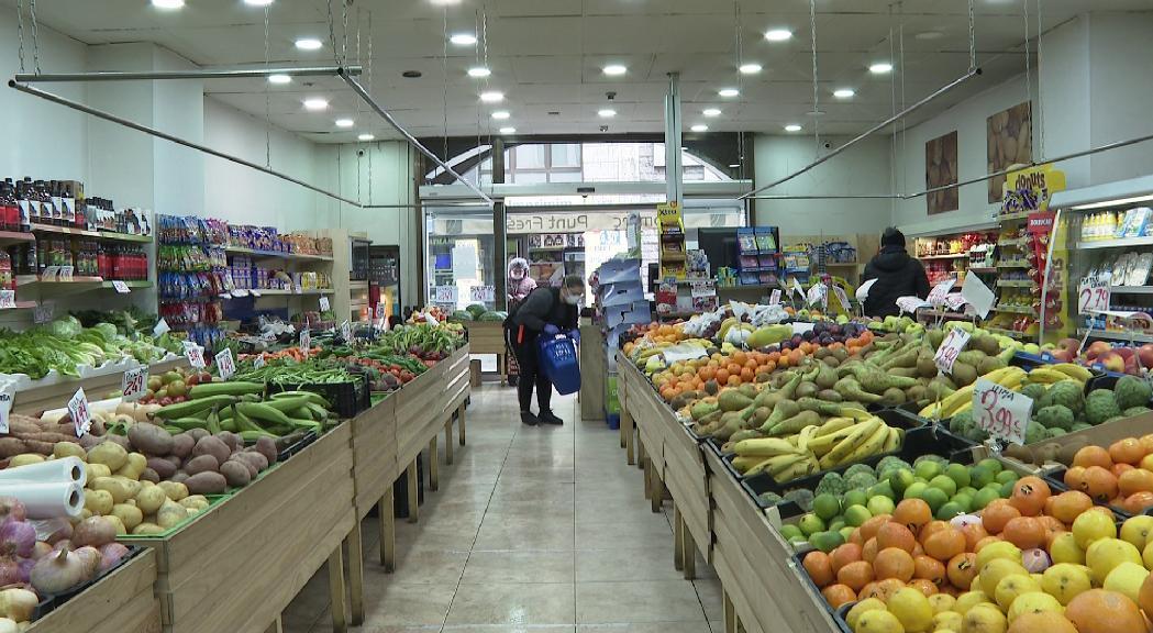 Majoristes i distribuïdors neguen grans canvis en els preus dels productes frescos