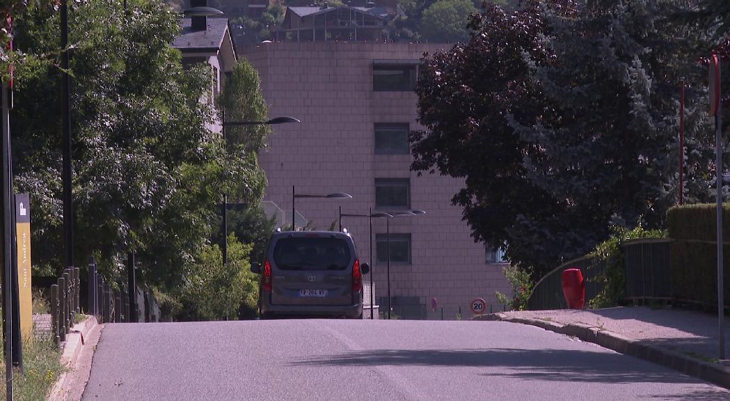 Es manté una setmana la prova pilot del carrer Sant Andreu mentre Escaldes-Engordany manifesta problemes de trànsit a la seva banda