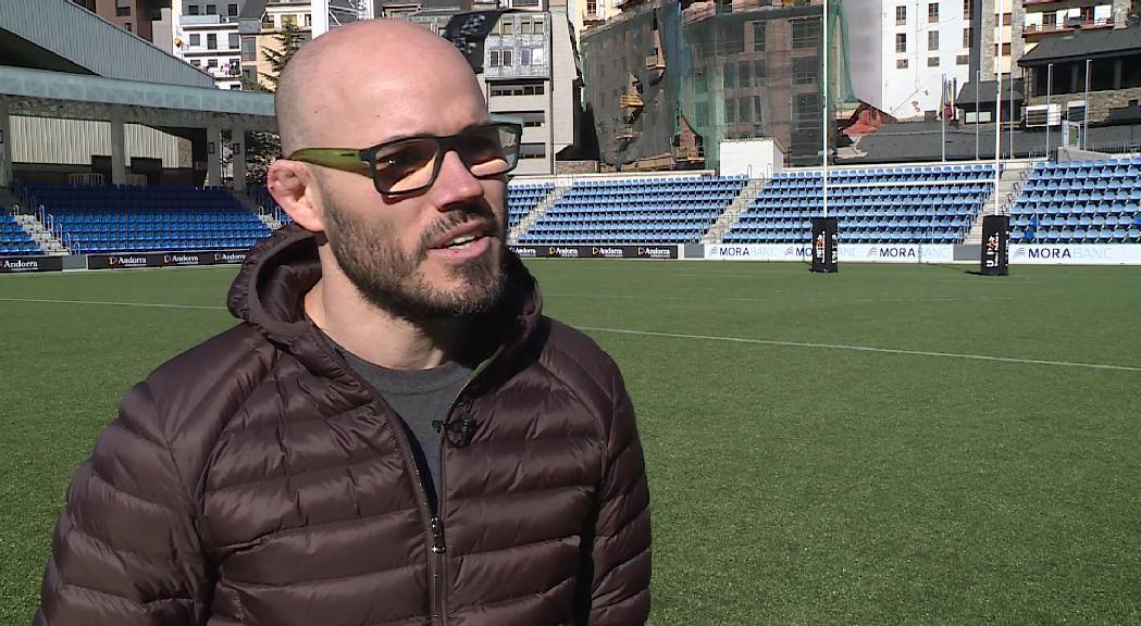 Marc Abelló es retirarà del rugbi a final de temporada