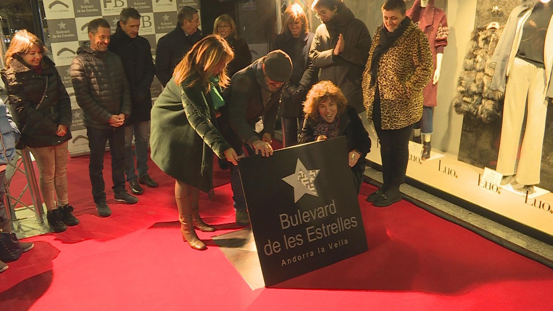 Marc Cartes ja té la seva estrella a Fener Bulevard