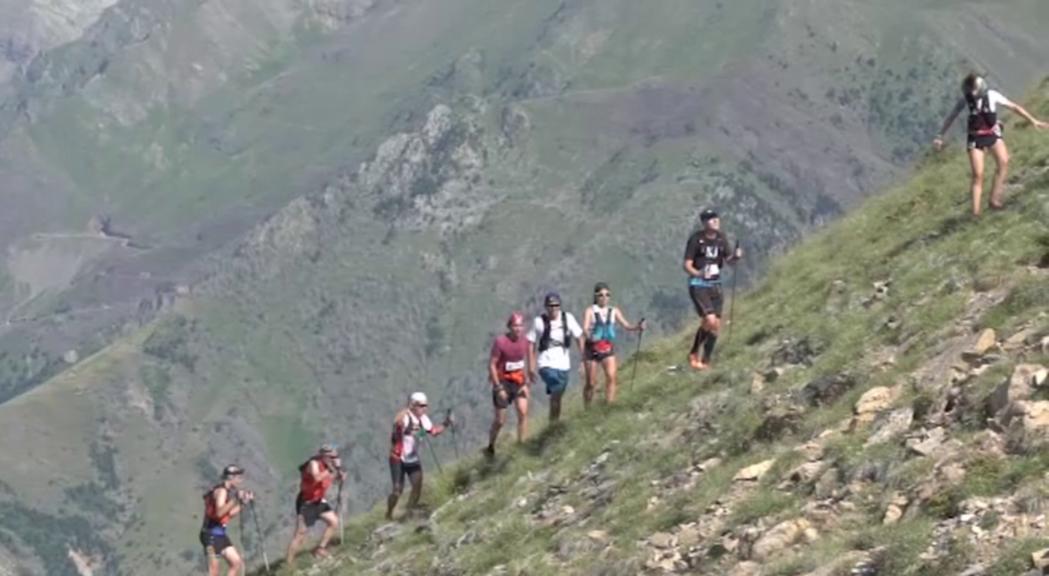 Marc Casal és 14è a la Buff Epic Trail de Barruera