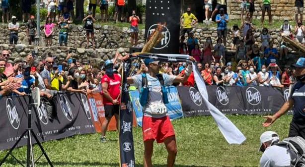 Marc Casal es proclama campió del món en la prova de 68 quilòmetres