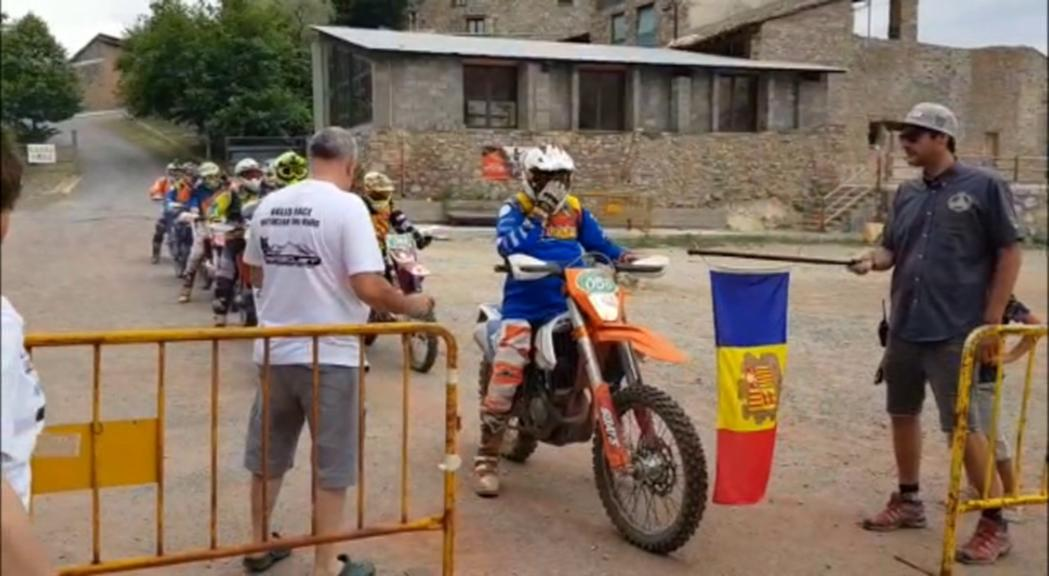 Marc Font s'adjudica la 2 Dies Enduro Valls Race