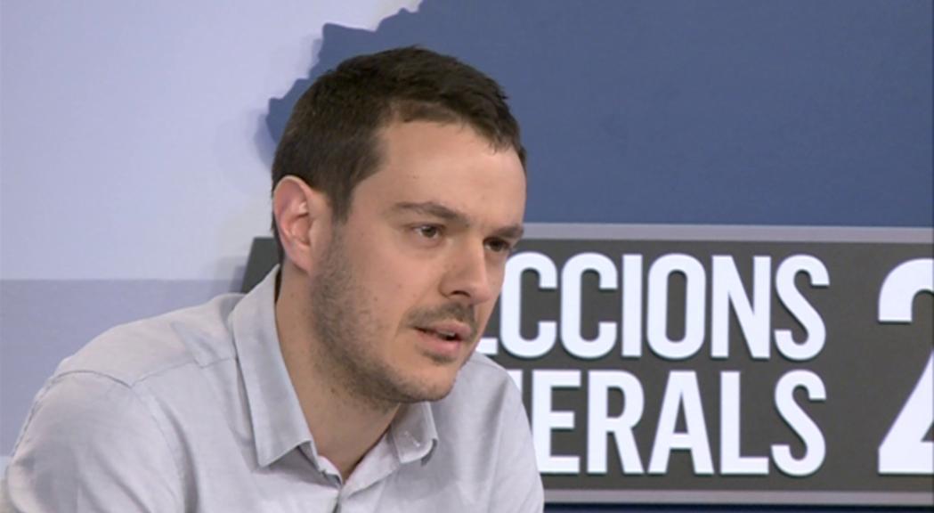 Jordi Gallardo ha escollit Marc Galabert per ocupar la segona sec
