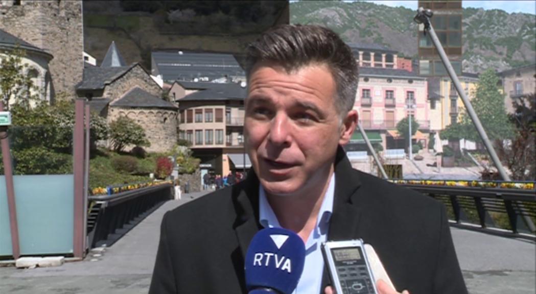 Marc Pons apunta a secretari d'Estat de Participació Ciutadana