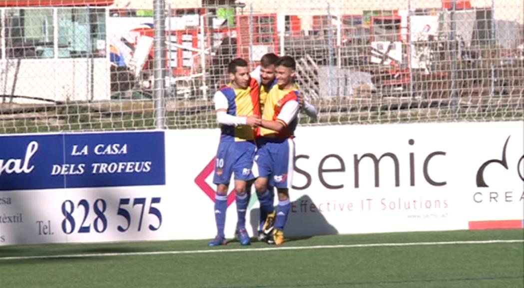 El Futbol Club Andorra treballa per tancar les primeres incorpora