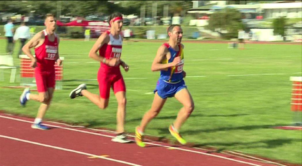 Marcos Sanza buscarà ser maratonià novament
