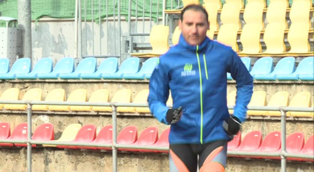 Marcos Sanza es proclama subcampió de Catalunya en 10.000 metres
