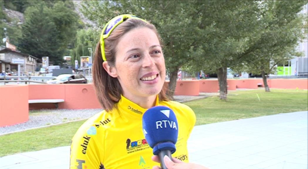 Maria Jesús Martínez ja està preparada per estrenar-se als Jocs Mundials de Trasplantats