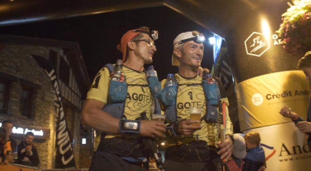 Mario Rodríguez i José Manuel Rodríguez guanyen Eufòria