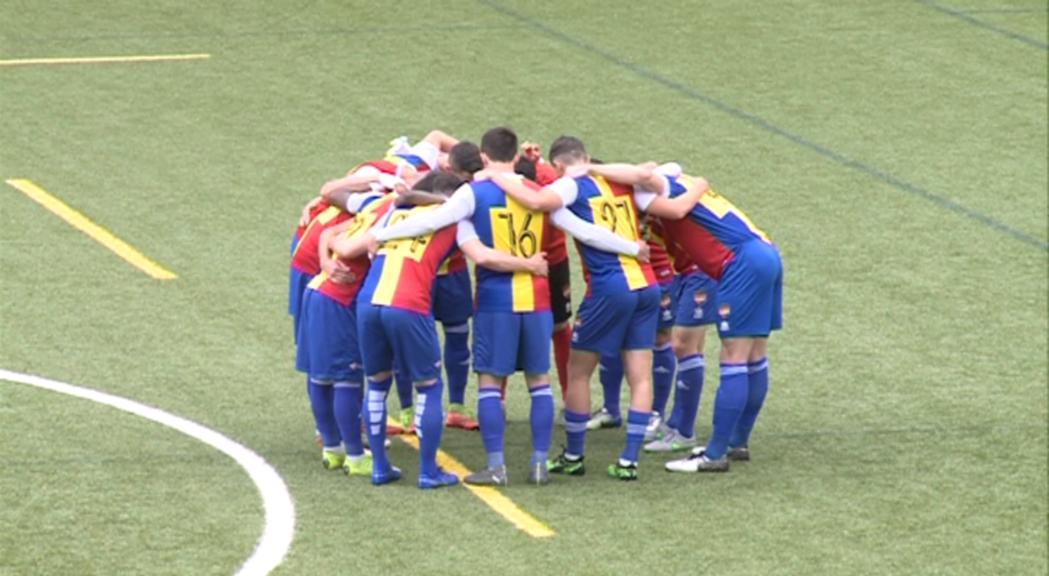 Marsol proposa l'estadi Comunal Joan Samarra per als partits del FC Andorra