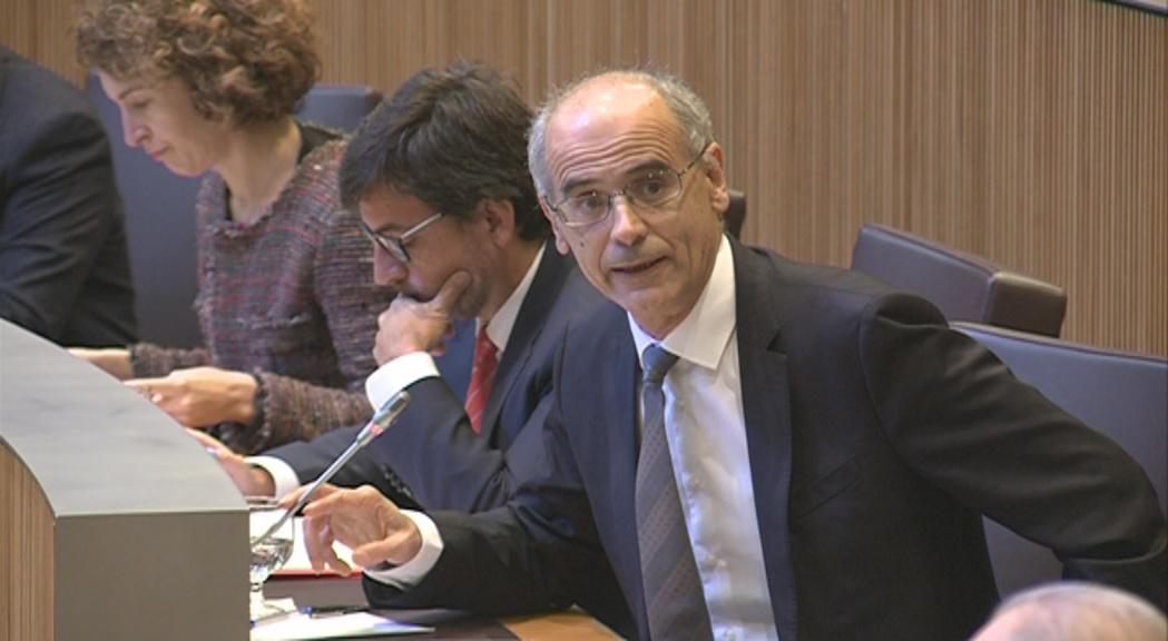 """Martí: """"No s'acceptarà un acord amb la UE en què no tinguem el control dels nostres fluxos migratoris"""""""