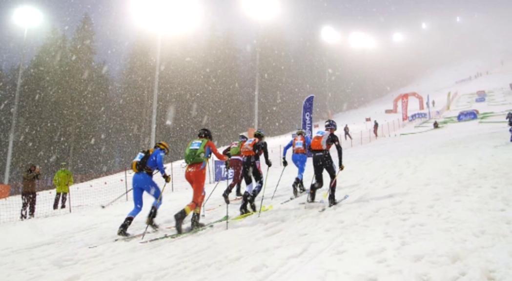 Martín i Casabella signen un 25è i un 30è lloc a Copa del Món d'esquí de muntanya de Madonna di Campiglio
