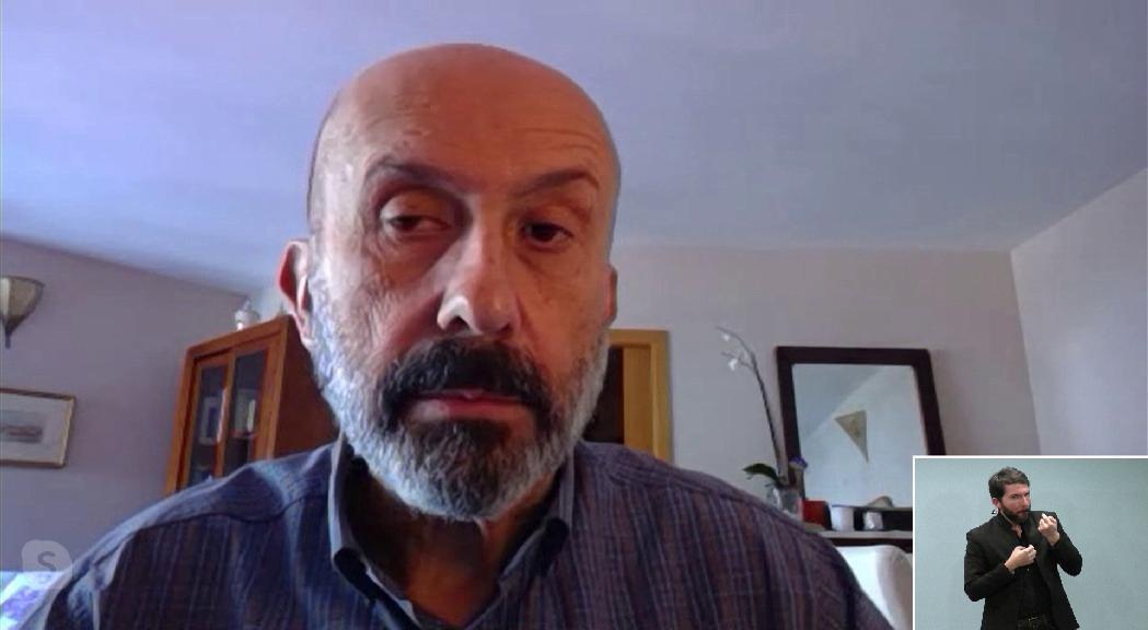 Martínez Benazet alerta que les mesures s'enduriran si la població es relaxa