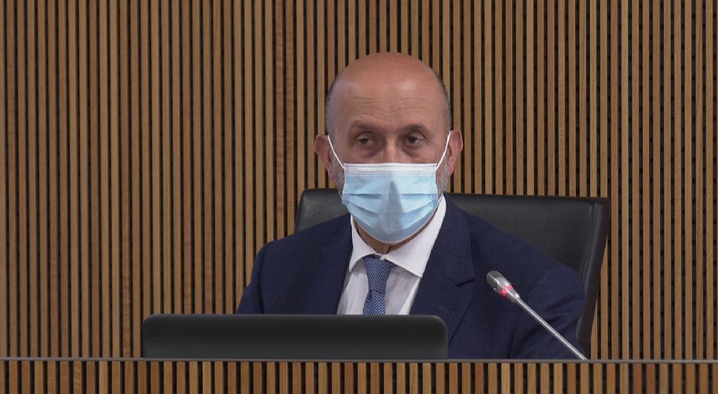 Martínez Benazet assegura que s'han aclarit els malentesos amb el Col·legi de Psicòlegs