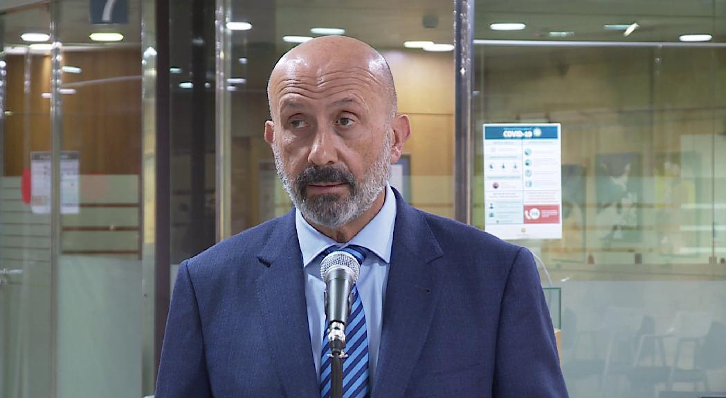 Martínez Benazet defensa la celebració de l'Spartan Race i altres esdeveniments amb les mesures de seguretat necessàries
