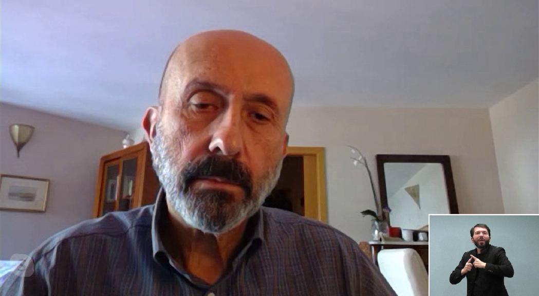 """Martínez Benazet: """"No ens tremolarà la mà en prendre decisions més contundents si la gent és irresponsable"""""""