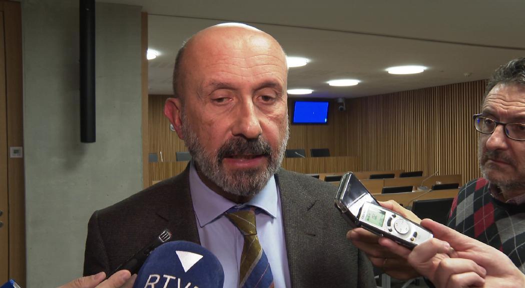 """Martínez, sobre el Cedre: """"tenim les eines per revertir aquesta situació"""""""