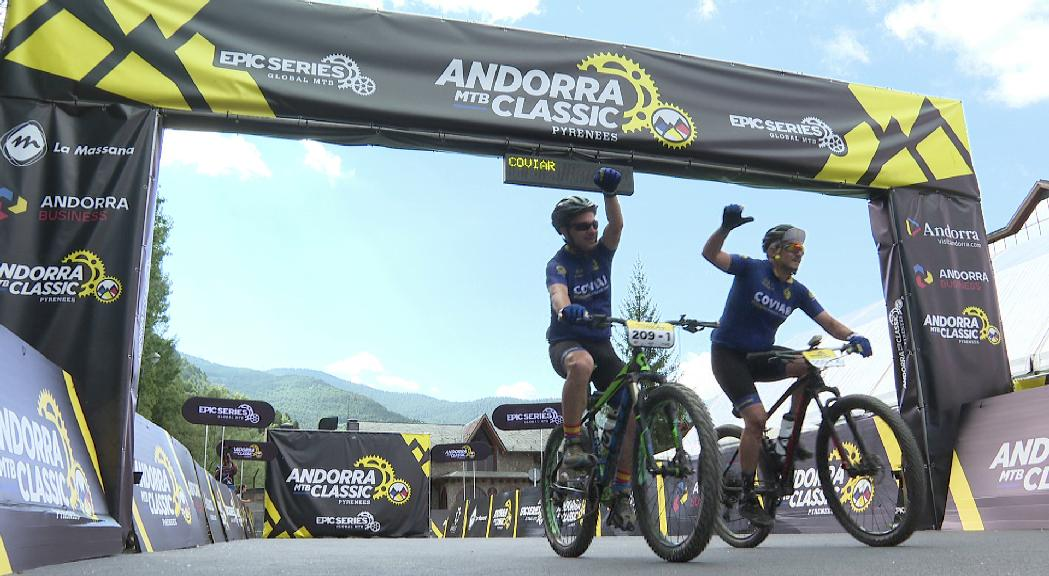 La Massana acull l'Andorra MTB Classic-Pyrénées