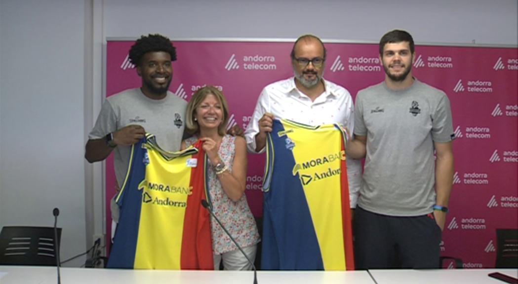 Massenat i Todorovic, energia per al MoraBanc Andorra
