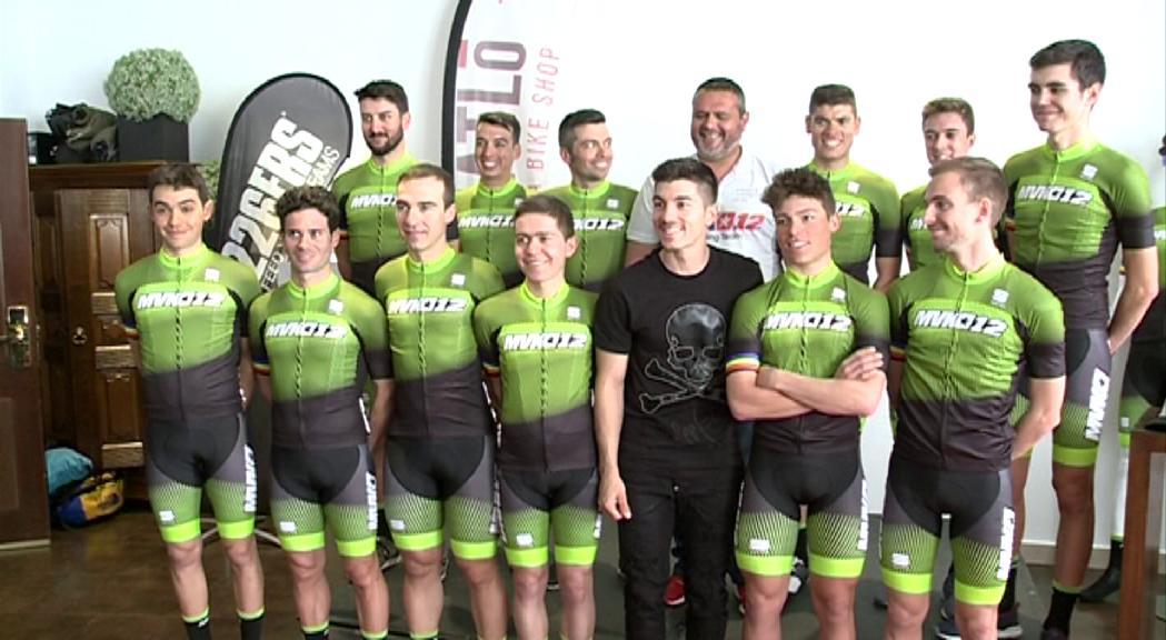 Maverick Viñales deixa de patrocinar l'equip MVK*12, que correrà ara com a Hotel Ski Plaza Cycling Team