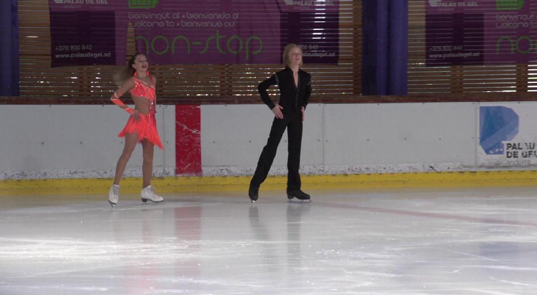Més de 160 patinadors de 22 països es donen cita a la setena edició de l'Open Internacional de patinatge artístic sobre gel