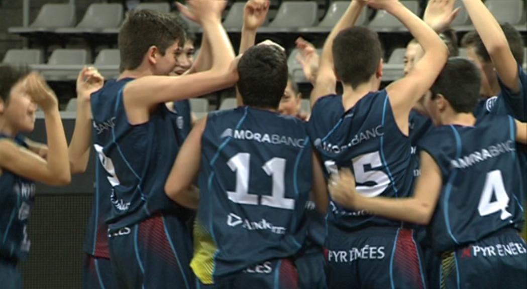 Més de 2.000 nens disputaran el Torneig TIM Andorra aquest cap de setmana