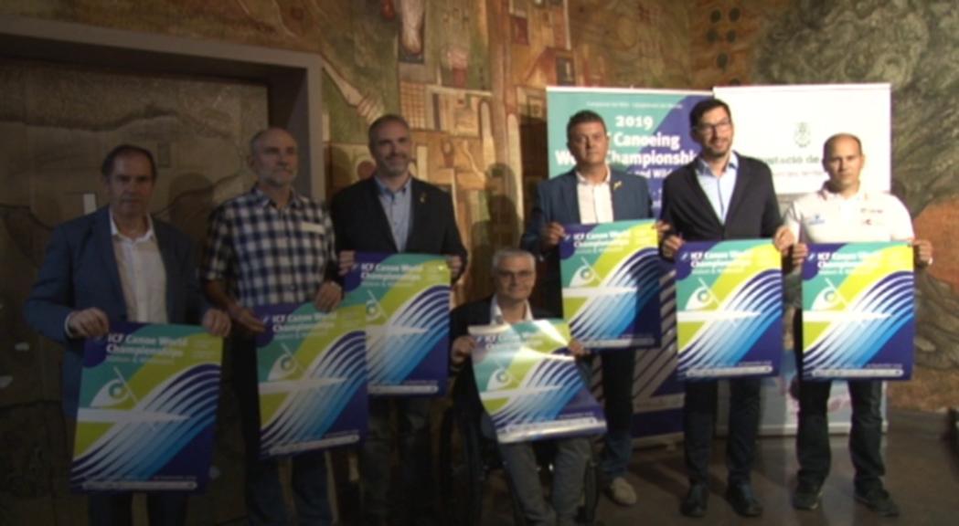 Més de 500 palistes al Mundial de piragüisme en aigües braves de la Seu d'Urgell