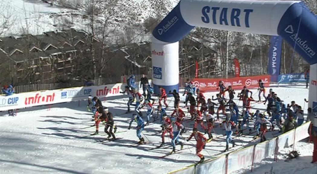 Més d'un centenar d'esquiadors i 120 voluntaris en la propera Font Blanca
