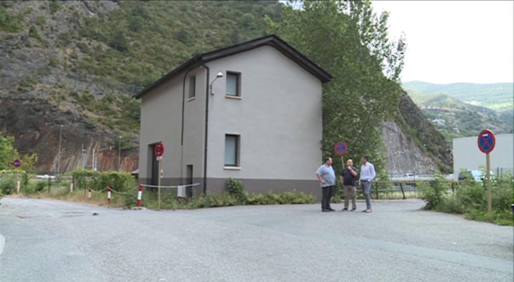 La minicentral d'Aixovall rep tots els permisos i estarà operativa l'any vinent
