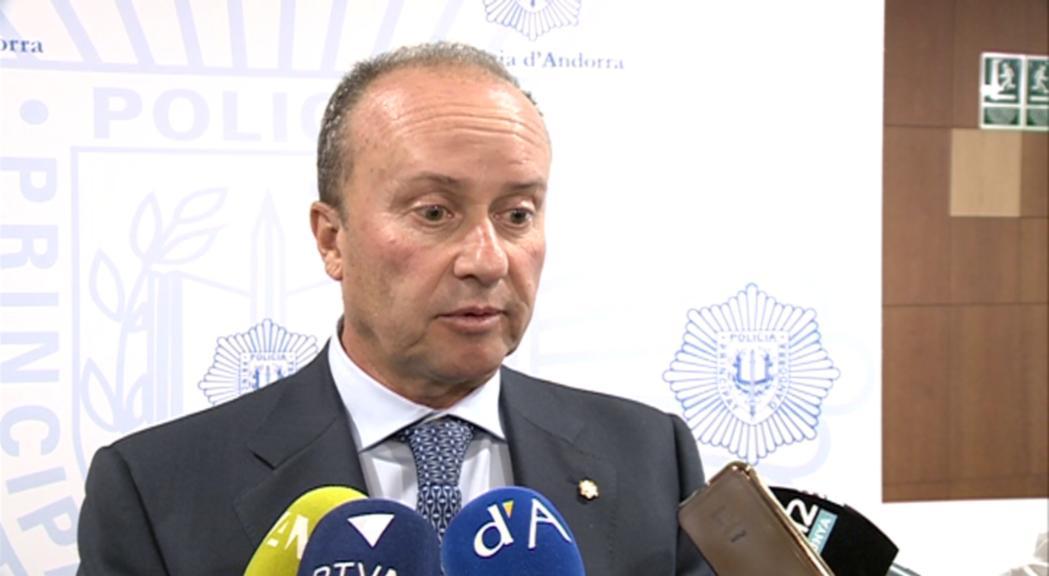 El ministre de Justícia té la percepció que el col·lapse judicial és a prop