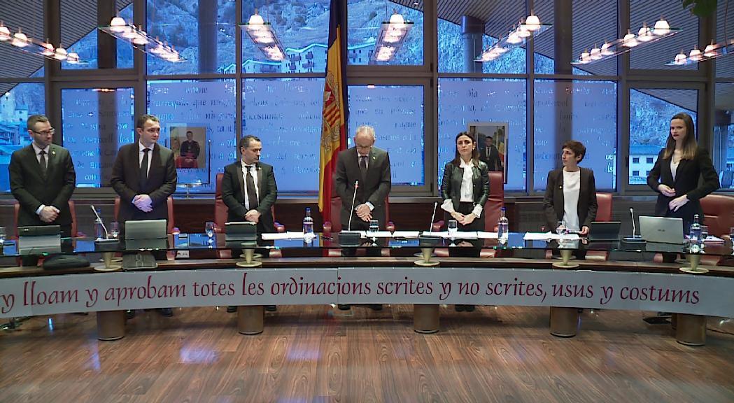 La minoria de Canillo demana estar al cas de la negociació per renovar el lloguer del terreny del Palau de Gel