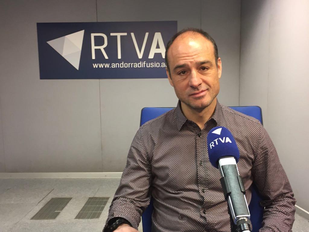 """Miquel Rossell defensa el """"canvi volgut"""" dels Banders al Comú d'Andorra la Vella"""