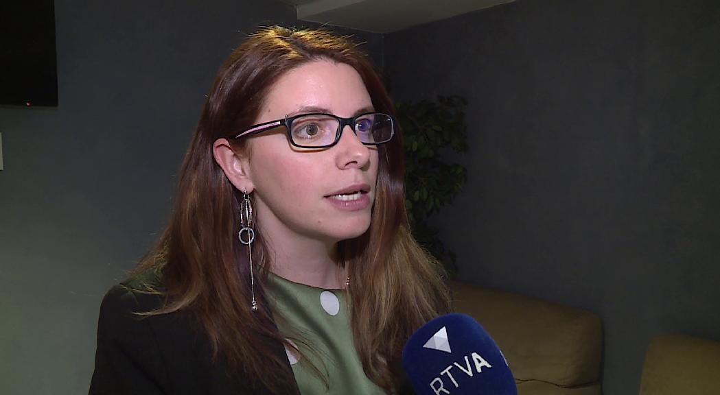 """Mireia Porras, cap de l'Àrea de Polítiques d'Igualtat: """"Estem encara en societats molt patriarcals i masclistes"""""""