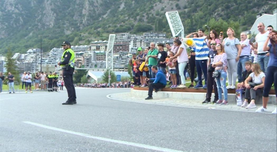 Mobilitat actualitzarà en temps real les obertures i tancaments de carreteres per la Vuelta