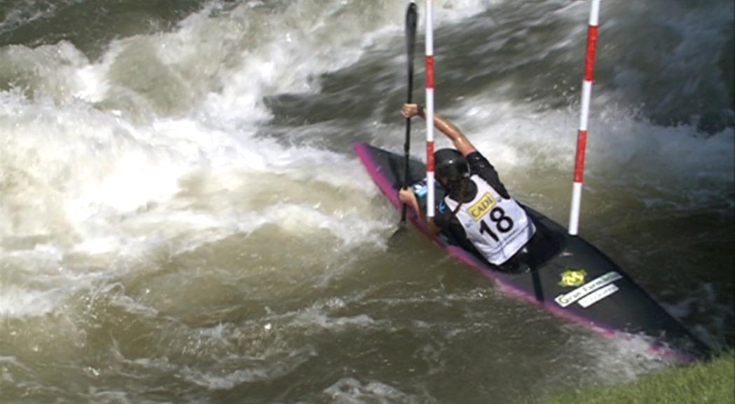 Mònica Doria, fora de la final de canoa a la Copa del Món a Alemanya