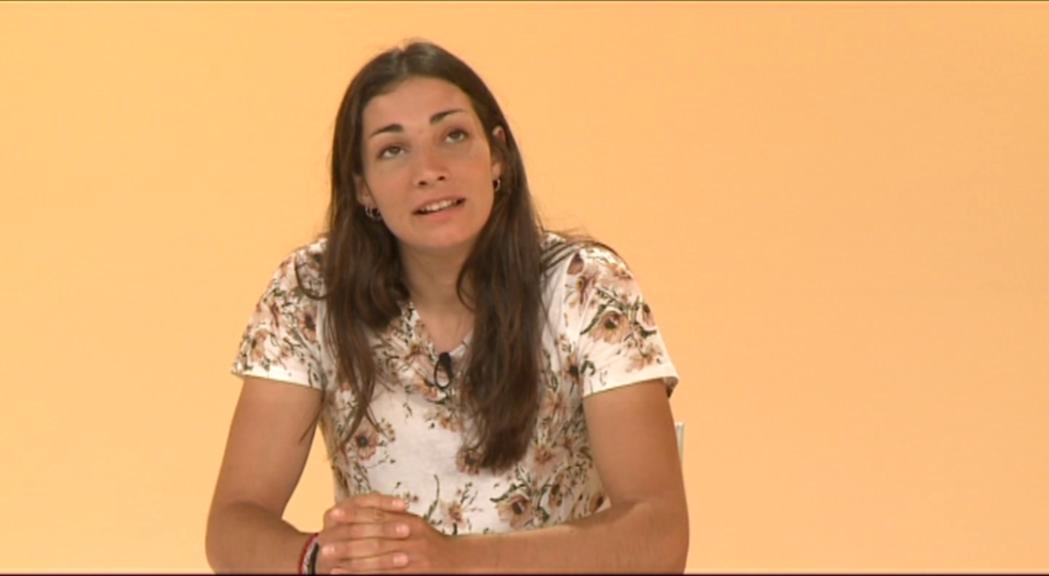 """Mònica Doria: """"Hem demostrat que estem amb les millors"""""""