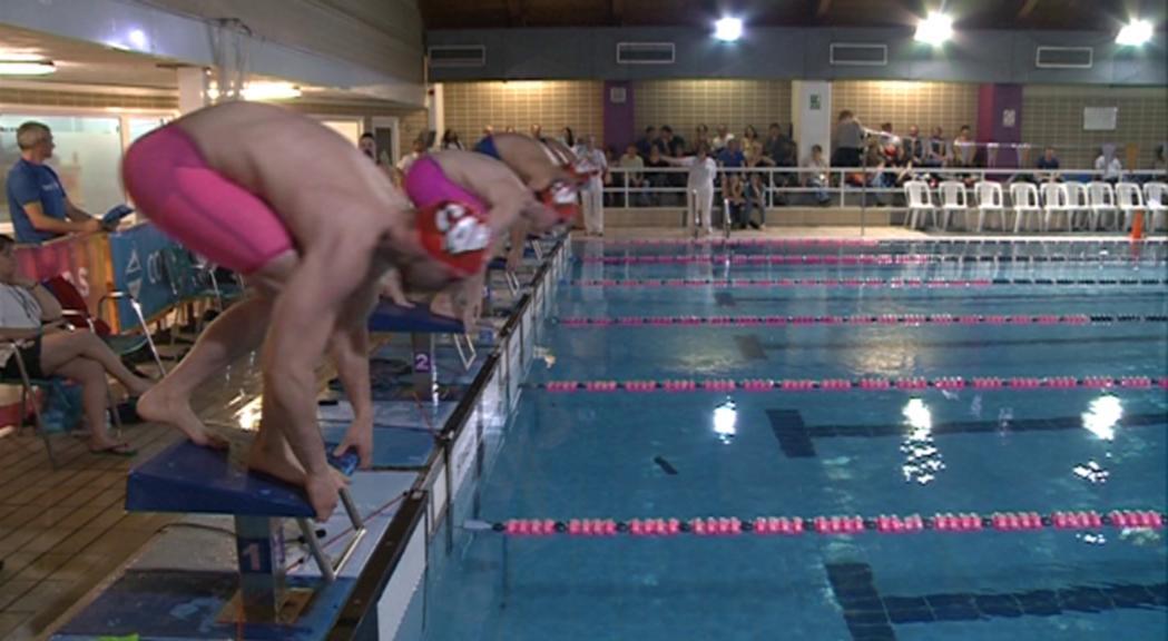 Mònica Ramírez, la més destacada al Campionat d'Espanya de piscina curta