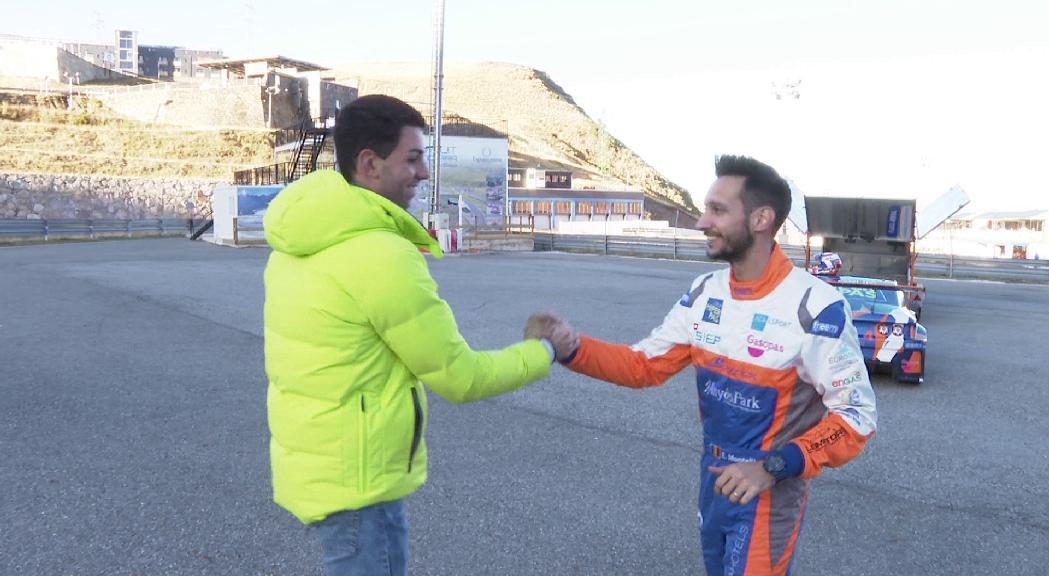Montellà i Ferré, dos joves valors de l'ACA amb el subcampionat català de muntanya en joc