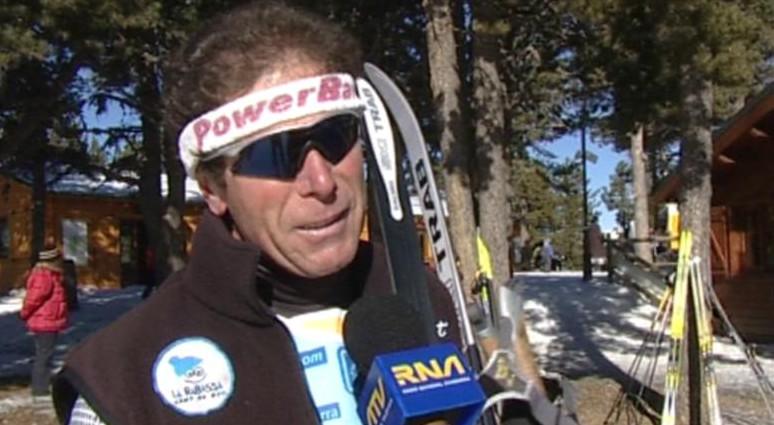 Mor l'esquiador de fons Josep Giró