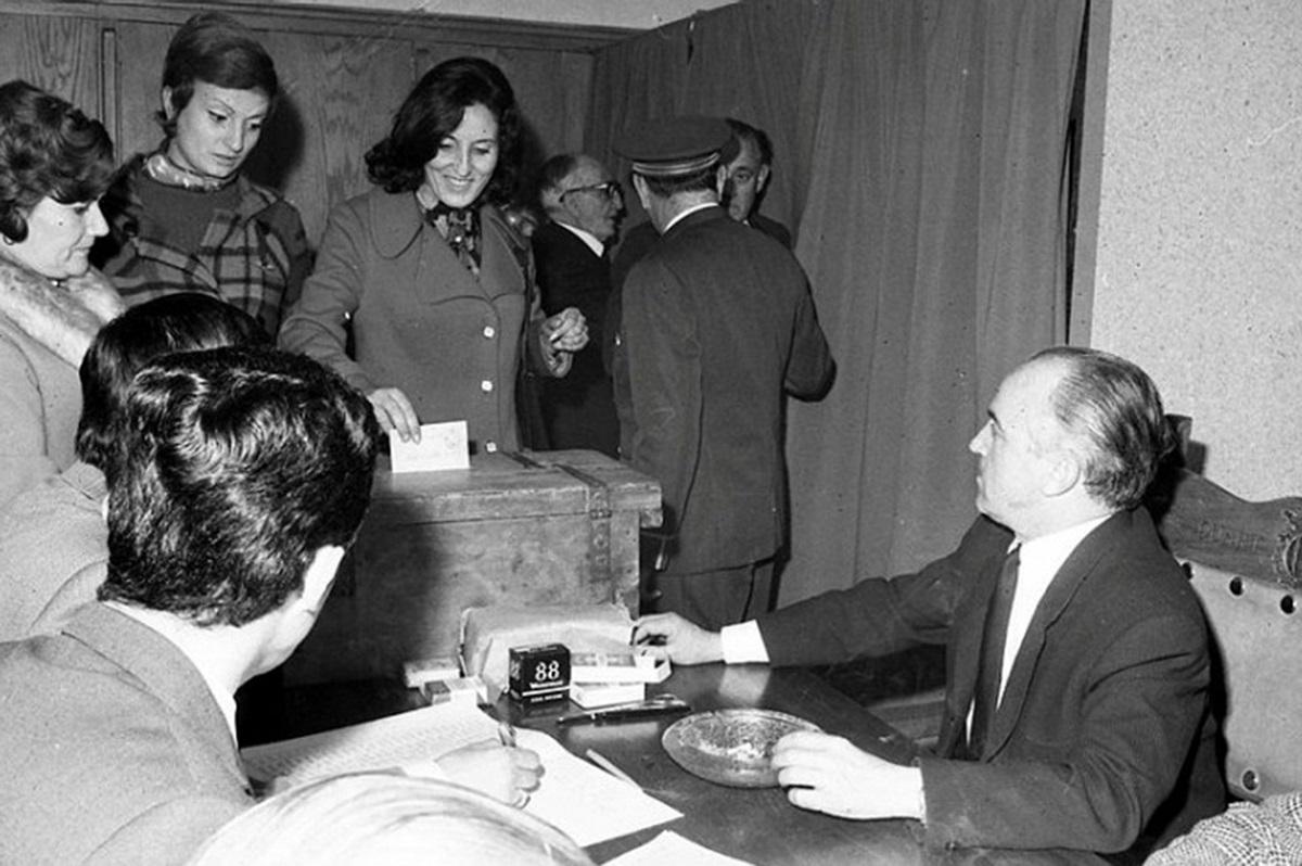 Mor Joan Armengol, cònsol major d'Andorra la Vella els anys 1970 i 1971