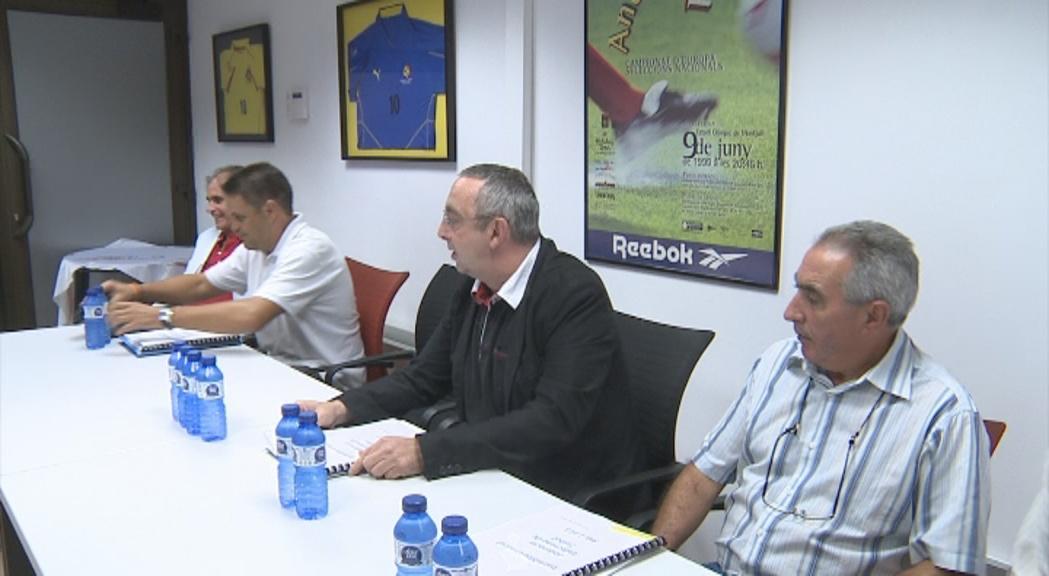 Mor Josep Pichel, un dels dirigents històrics del futbol del país