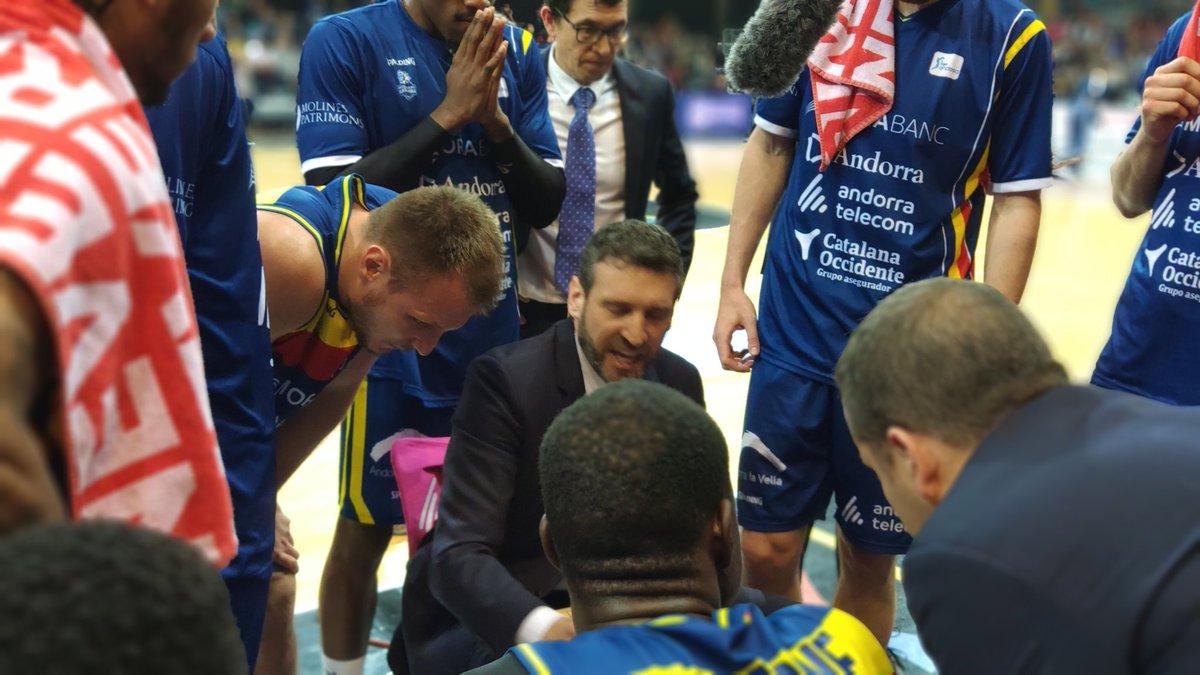El MoraBanc Andorra no aixeca cap i s'allunya encara més del play-off (97-99)