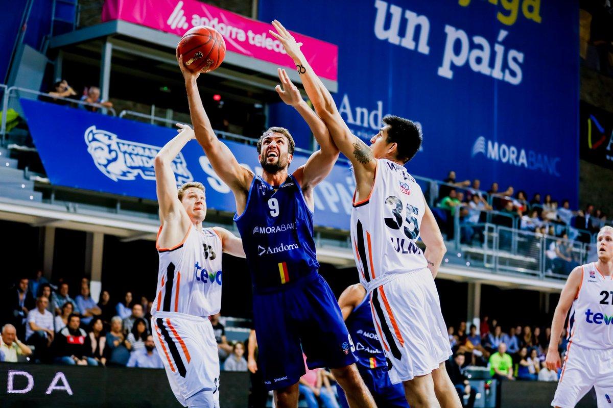 El MoraBanc Andorra allarga el seu gran moment (97-78)