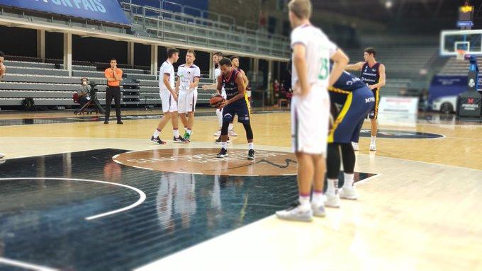 El MoraBanc Andorra es desfà novament en l'últim quart (78-81)