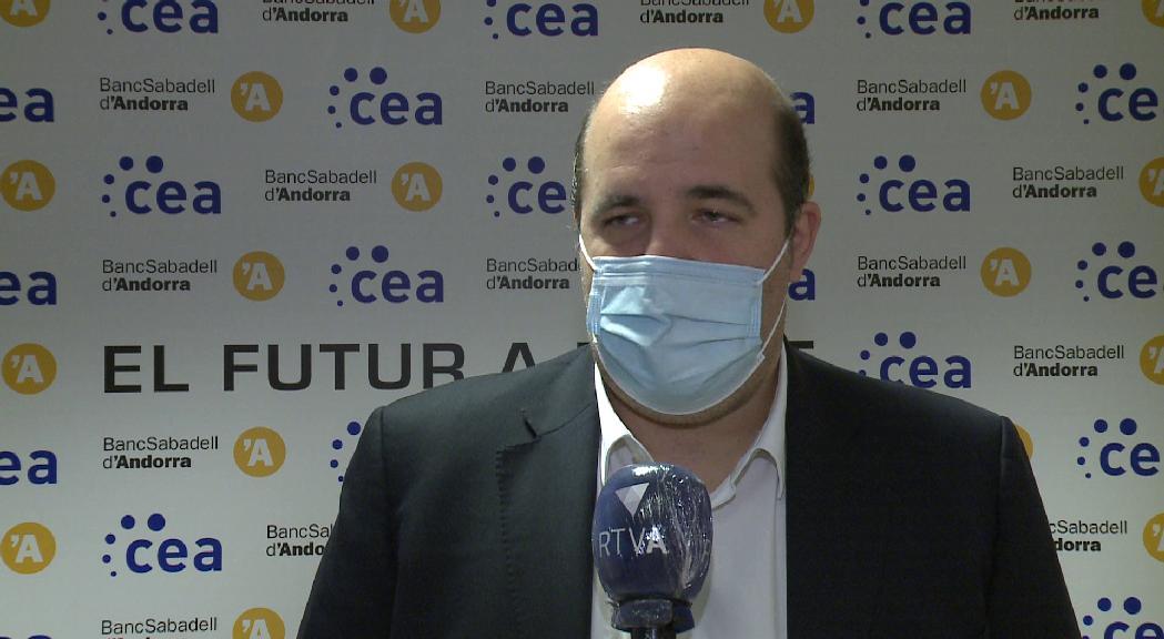 El MoraBanc Andorra ha perdut 300 mil euros per la crisi sanitària del coronavirus