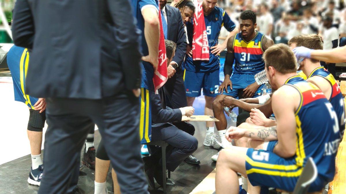 El MoraBanc Andorra jugarà l'Eurocup la pròxima temporada