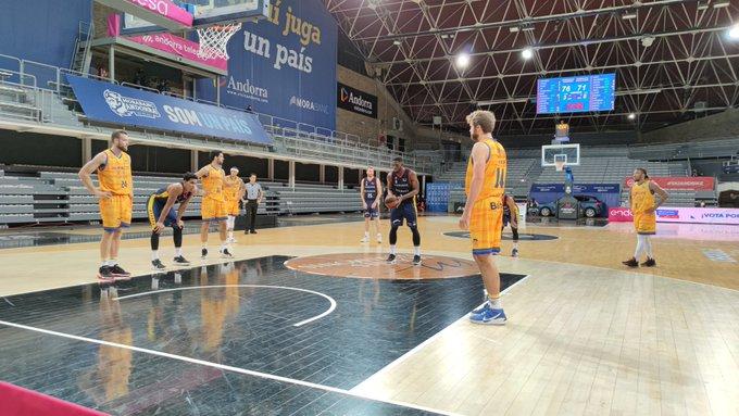 El MoraBanc Andorra no perd de vista els play-off (86-81)