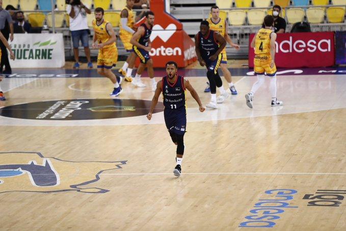El MoraBanc Andorra es reenganxa a l'ACB amb una meritòria victòria (62-79)